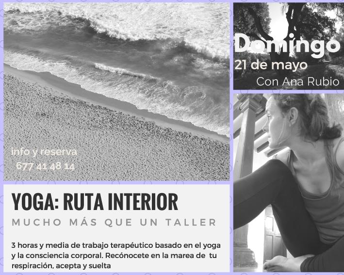 yoga ruta interior