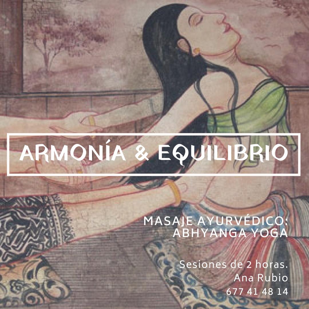 ARMONÍA & EQUILIBRIO